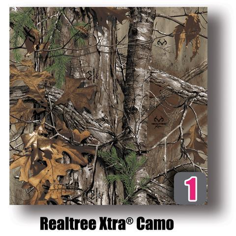 #1 - Realtree Xtra Camp Pattern