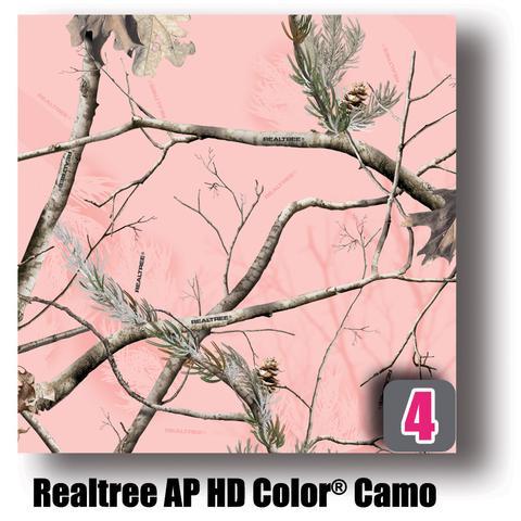 #4 - Realtree AP HD Color Camo