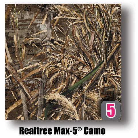 #5 - Realtree Max-5 Camo