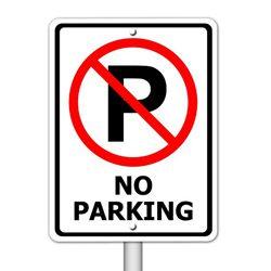Custom parking signs for sale. Order personalized parking signs for your business or parking lot.